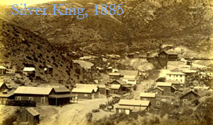 silver king town 1885